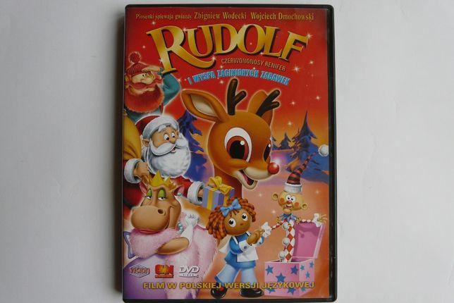 Rudolf czerwononosy renifer i wyspa zaginionych zabawek - film DVD