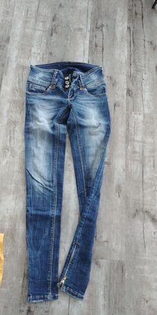 Spodnie rozmiar xs