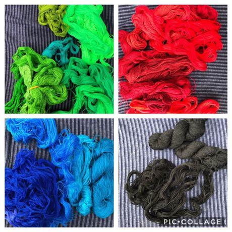 Продам нитки для вышивания