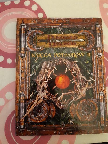 Księga Potworów II Bestiariusz Dungeons & Dragons