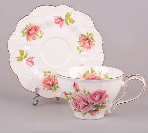 Чайный набор розы