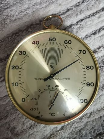 Thermo - hygrometer hygrometr sauna