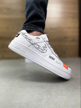 А1106 Nike Air Force Off-White All White кроссовки найк аир форс форсы