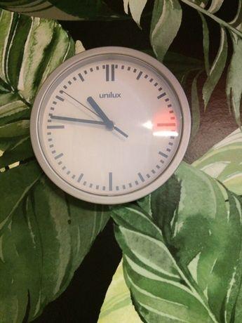 zegar ścienny biurowy kuchenny Unilux średnica 19,5
