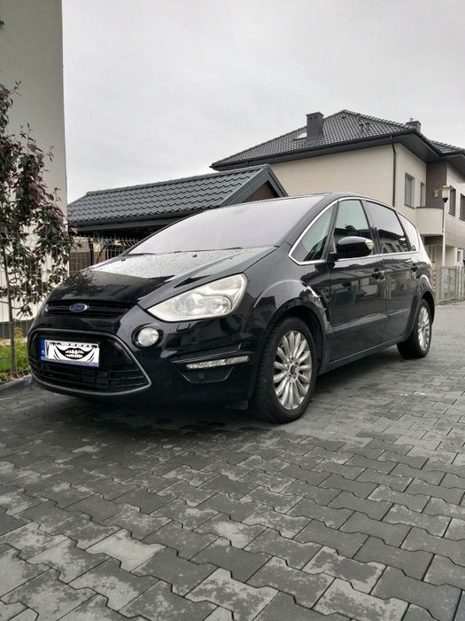 Ford S-Max 2.0 Tdci 143KM Warszawa - image 1