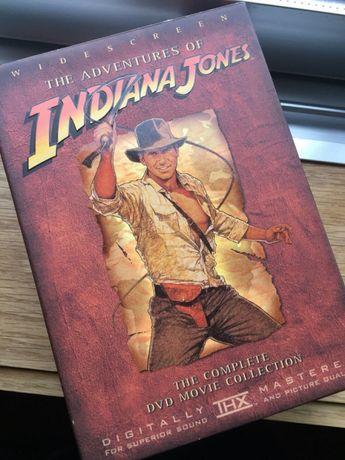 Indiana Jones Caixa Especial de Coleccionador DVD