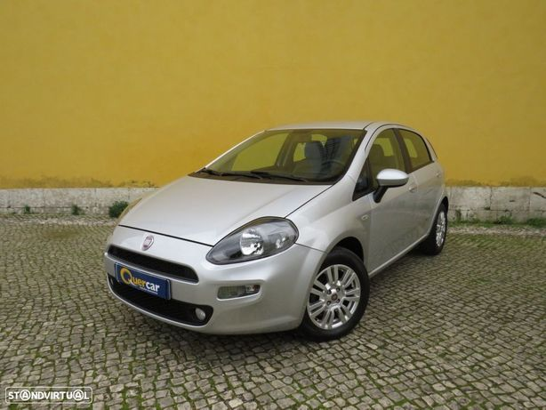 Fiat Grande Punto 1.4 Active GPL