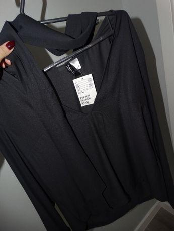 Nowa koszula h&m z wiązaniem