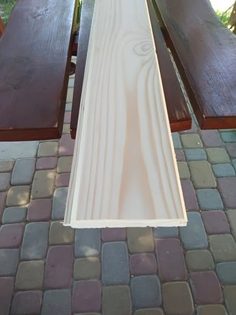 Boazeria, podbitka elewacyjna gruba 23 mm
