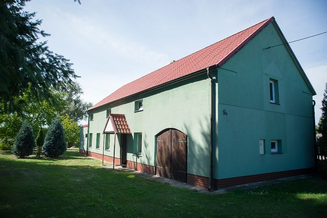 Dom nad rzeką - Uście (woj. lubuskie)