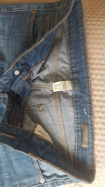Spodnie jeansy Mango