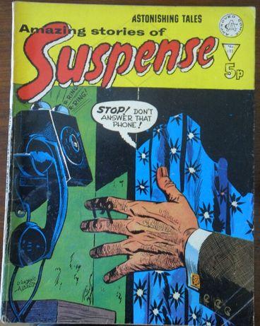 Amazing Stories of Suspense # 111 [Alan Class series] [inclui portes]
