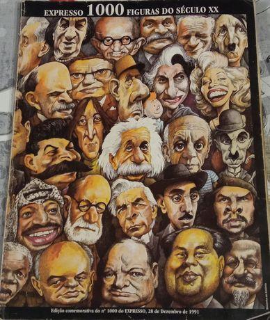 As 1000 figuras século XX (Ed. Esp. Expresso n 1000)