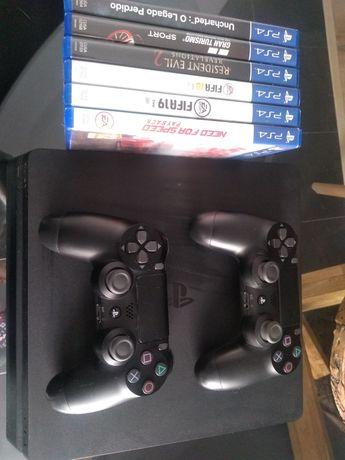 PS4 1TB 2comandos