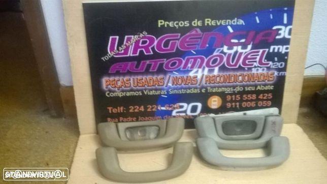 Pegas de Tejadilho - Jeep Grand Cherokee (99-03)