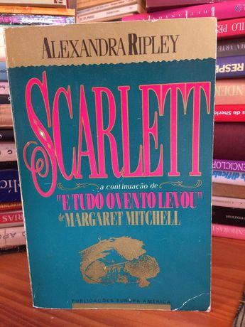 Scarlett de Alexandra Ripley
