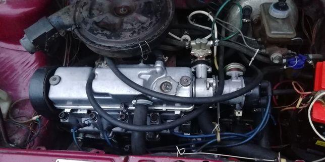 Двигатель  ВАЗ 2108 , 09 , 099 после капремонта