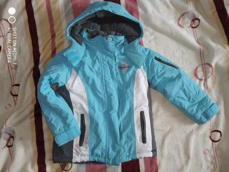 Куртка зимняя 122