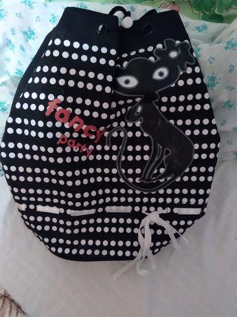 Рюкзак для спортивной формы.