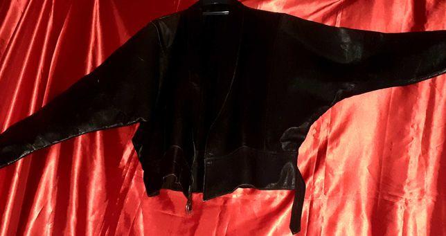 Blusão de Pele - Anos 80