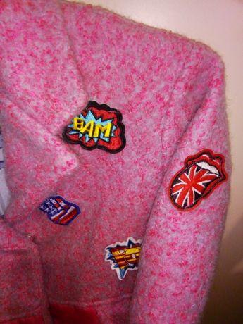 Детское пальто куртка
