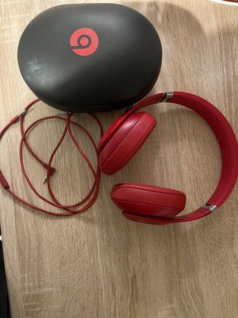 Beats studio 3 wireless czerwone