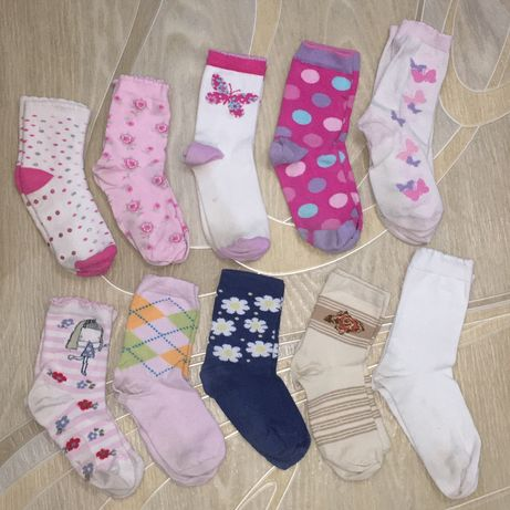 Носки детские для девочки (оптом)