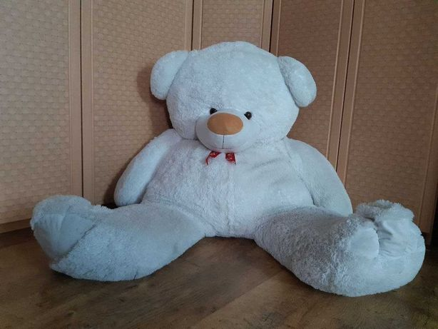 Большой плюшевый мишка/плюшевый медведь/большая мягкая игрушка 170см.