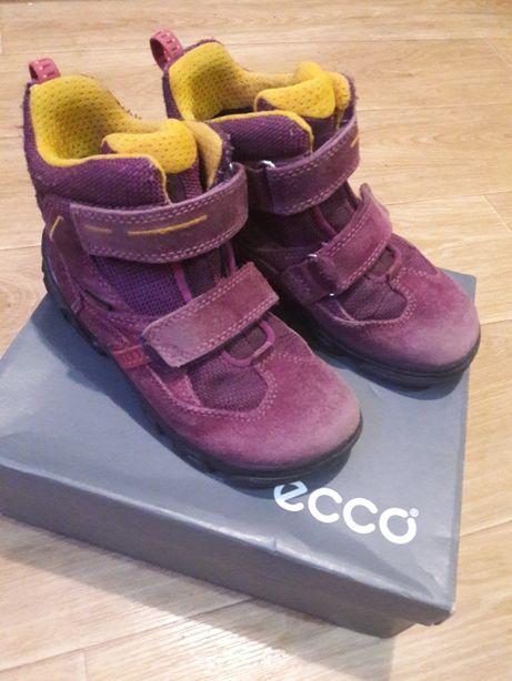 Зимние ботинки Ecco 30 размер 19.7 см