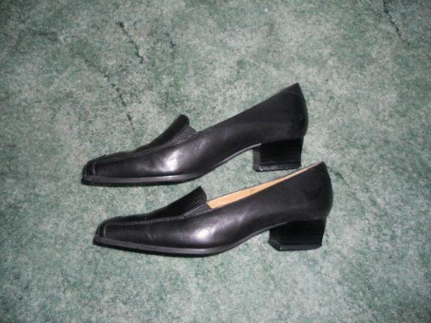 Туфли кожаные 38 размер.
