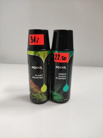 Nawóz i preparat zwalczający glony Aquael