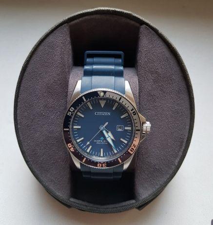 Мужские часы CITIZEN Eco-Drive Promaster Divers 200m BN0104-09E