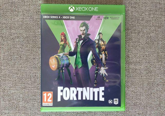 NAJTANIEJ!!! GWARANCJA! NOWA! Gra Fortnite Konsola Xbox One S X Series