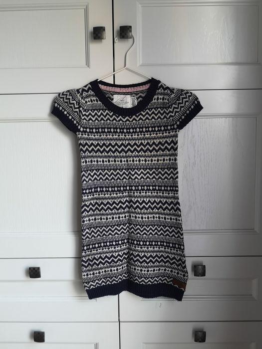 Zimowa sukienka H&M, rozmiar 122-128cm Wrocław - image 1