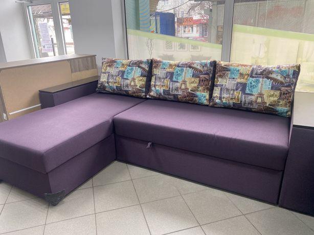 Угловой диван делюкс2
