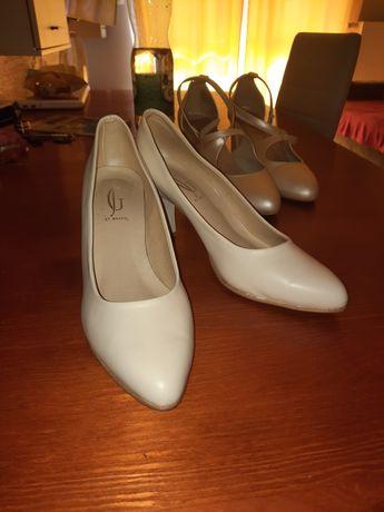 Buty slubne dwie pary