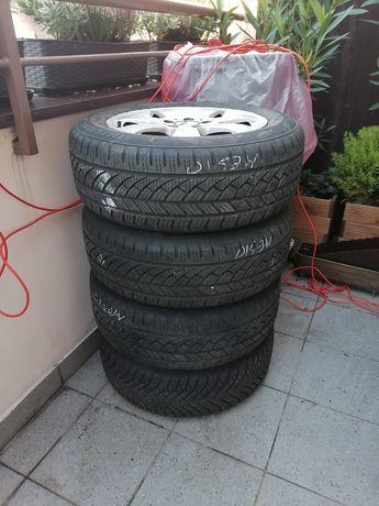 Koła Mercedes w211 zimowe