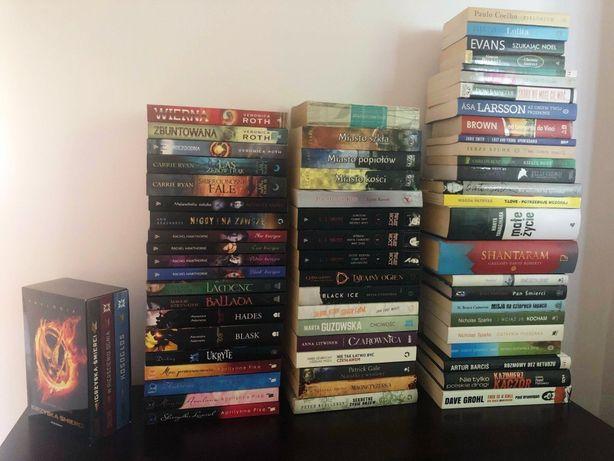 Sprzedam książki młodzieżowe, fantasy