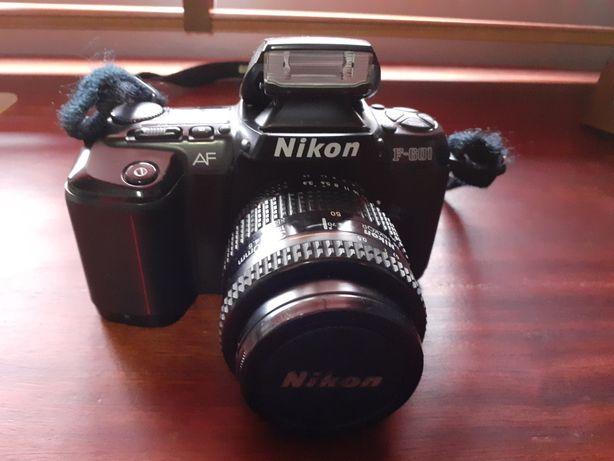 Máquina Fotografica  Nikon F601