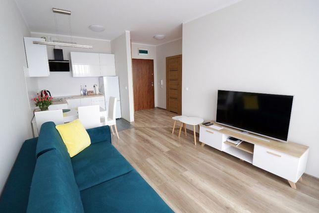 Apartament 2 pokojowy na doby (krótkoterminowo) w świetnej lokalizacji