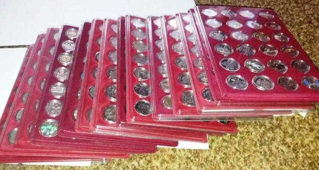 Коллекция памятных и юбилейных монет Украины