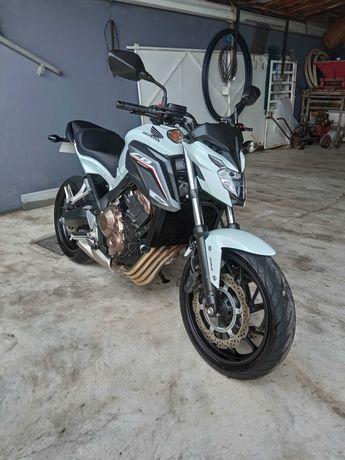 Honda CB650F RC97