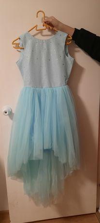 Платье праздничное на девочку подростка