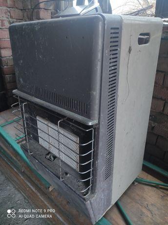 Инфрокрасний газовий нагрівач стаціонарний