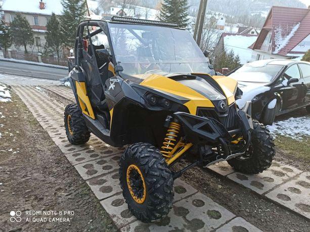 Can am 1000 Maverick X3 XRS 2014r Zarejestrowany Sports Mode