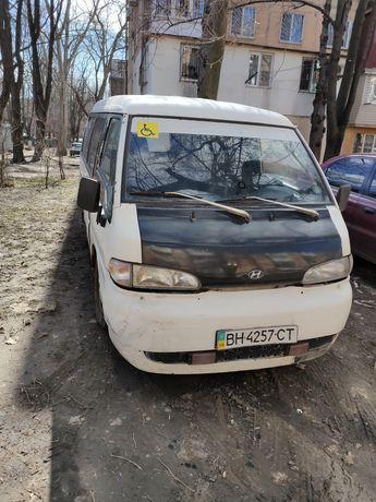 Микроавтобус грузопассажирский Hyundai Porter H100 2.5об.дв. дизель