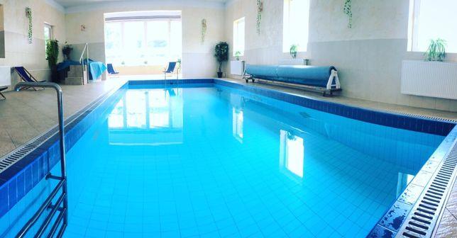 Villa LaMania, basen, jacuzzi, wolne terminy, Kalendarz 2020 otwarty