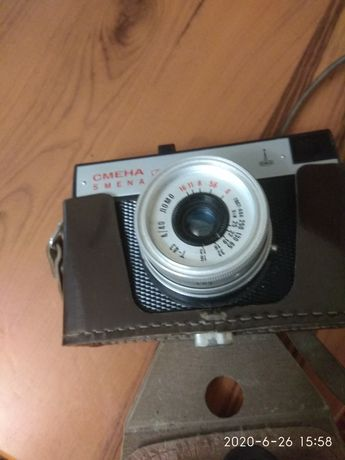 Продам фотоаппрат смена
