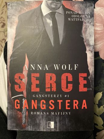 Serce gangstera Anna Wolf