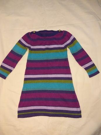 Платье-Туника б/у для девочки Gap 3 года